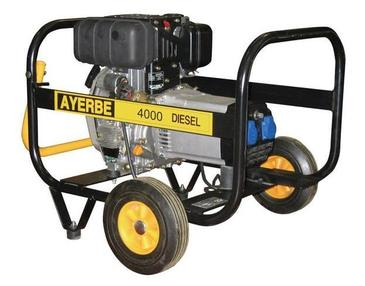 GROUPE ELECTROGENE DIESEL 4'5KVA/3.600W AY-4000 A/M