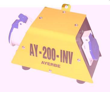 CONTROLEUR DE TENSION POUR GROUPE ELECTROGENE AY-200-INV