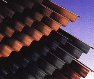 Tôles pour toiture