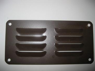 Grilles aluminium