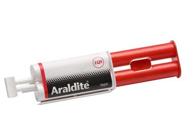 ARALDITE RAPIDE - ROUGE - BLISTER