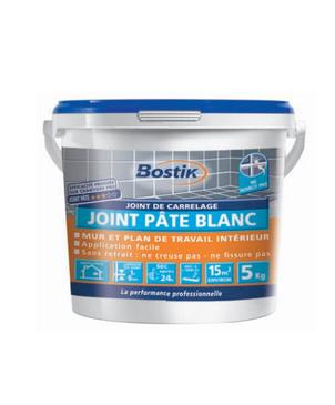 JOINT PATE - POT PLASTIQUE 1.5KG