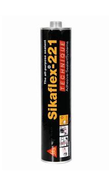 MASTIC COLLE - SIKAFLEX 221 - CARTOUCHE 310ML