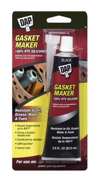 MASTIC SILICONE NOIR POUR JOINT - TUBE