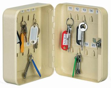 Armoires et boites à clés