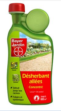 Désherbants et herbicides