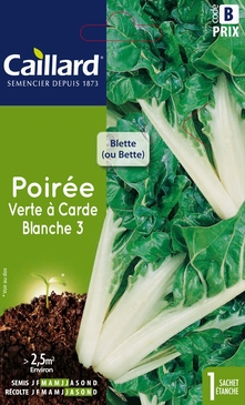 GRAINES DE POIREE (BETTES) - 5 GR