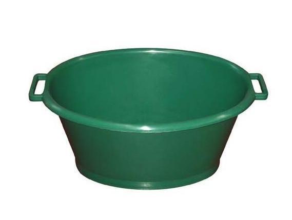 Baquet vert